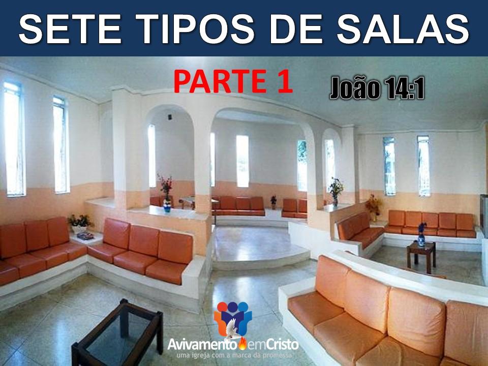 7 SALAS PARTE 1
