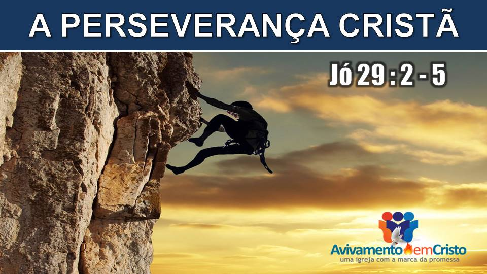 perseverança crista